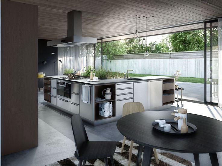 Kitchen Makeovers Canberra Part - 36: SieMatic URBAN