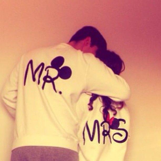 Mickey and minnie couple sweatshirts