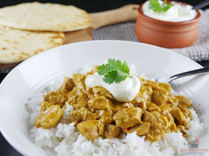 The 25 best slow cooker chicken korma ideas on pinterest easy slow cooker chicken korma crockpot mealspressure cooker recipesmediterranean forumfinder Gallery