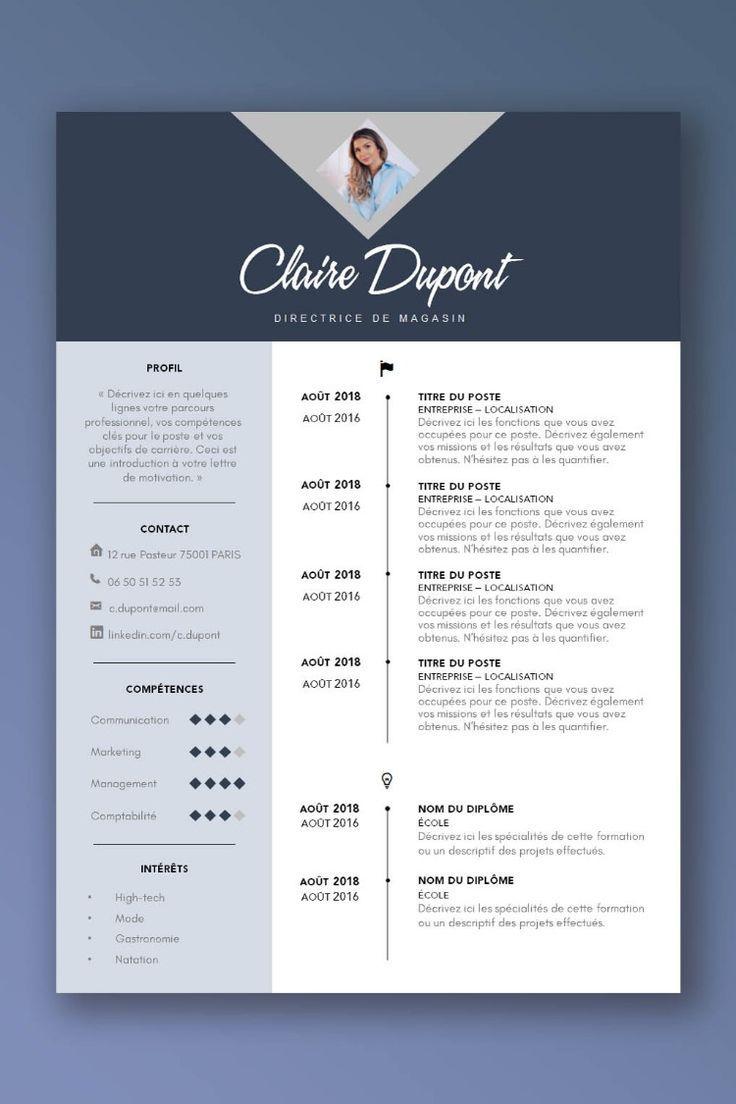 More Than 20 Cv Examples To Boost Your Applications Cv Kreatif Desain Cv Desain Resume