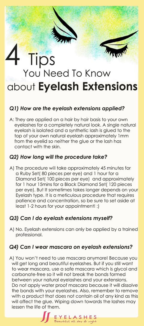 Are you interested in Eyelash Extensions?Check this out! 4 Tips You Need To Know About #EyelashExtensions @JJ Eyelashes