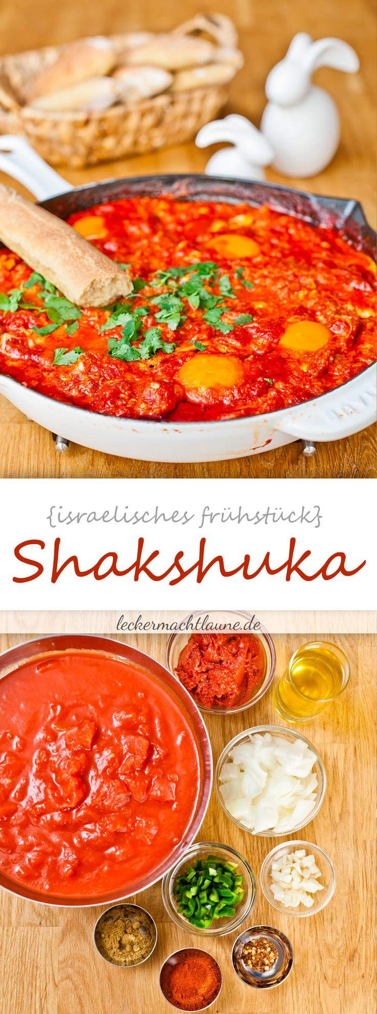 Shakshuka – Shakshouka {israelisches frühstück}