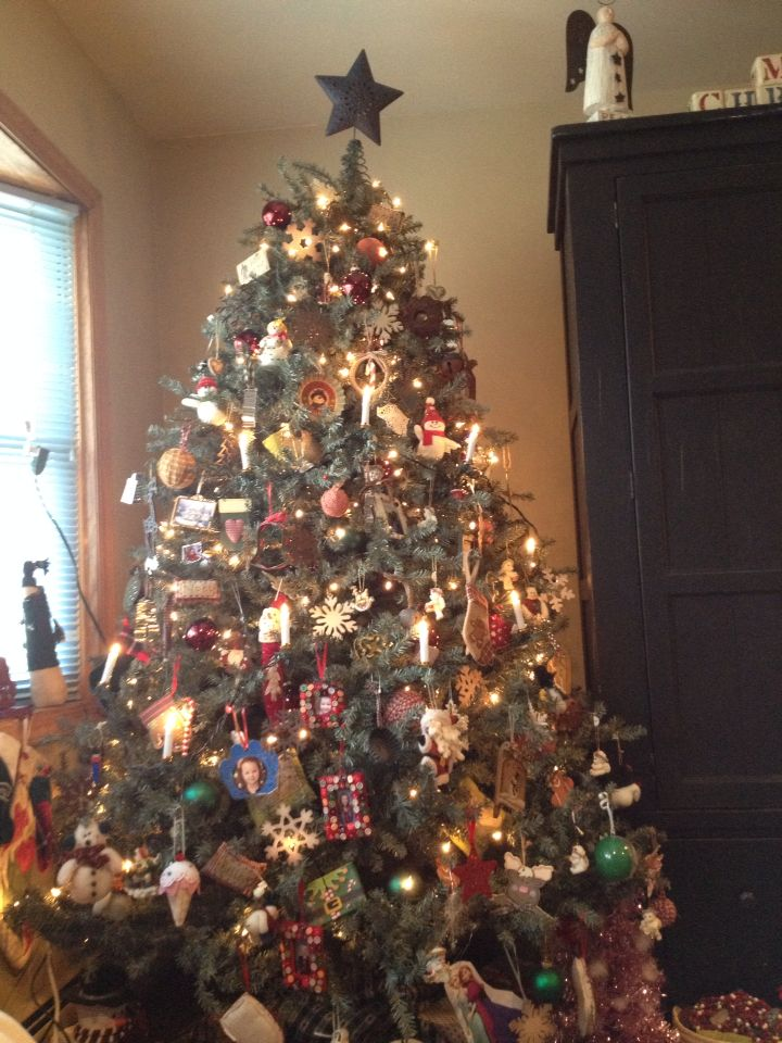Ever too many ornaments??