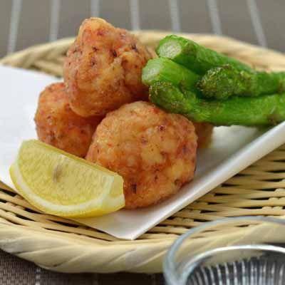 海老しんじょう  うちのご飯の覚書きレシピ