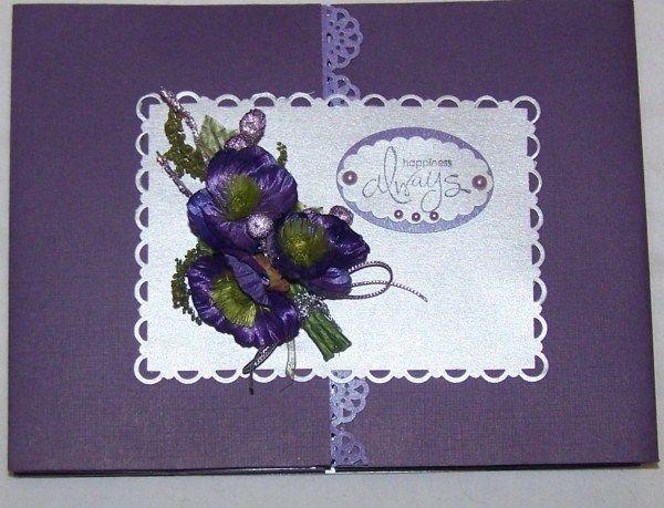 Card Album, Box