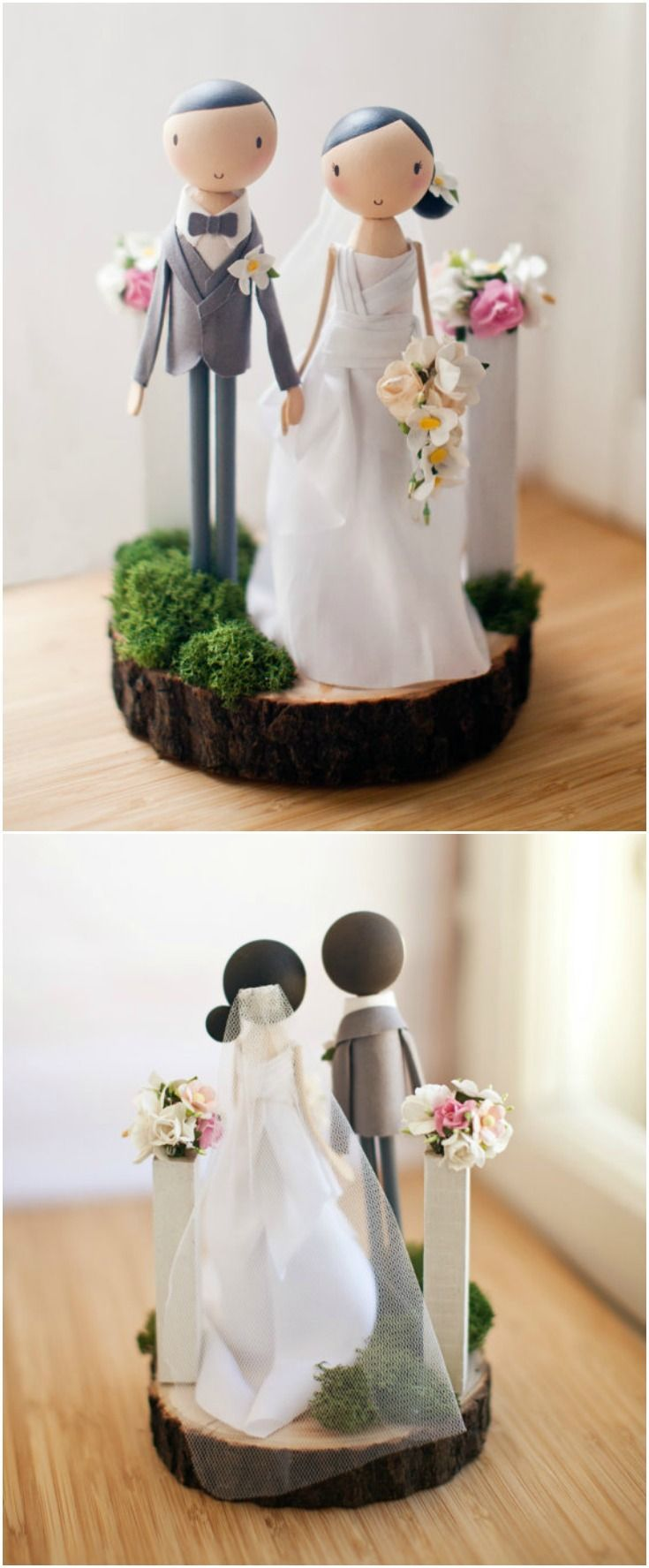 unique cake toppers wedding best 25 unique wedding cake toppers ideas on 8170