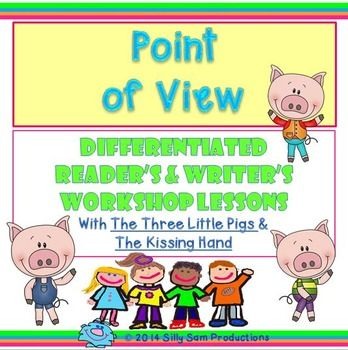 how to teach point of view
