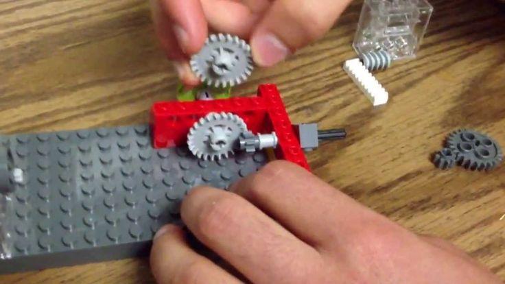 Lego WeDo Gears