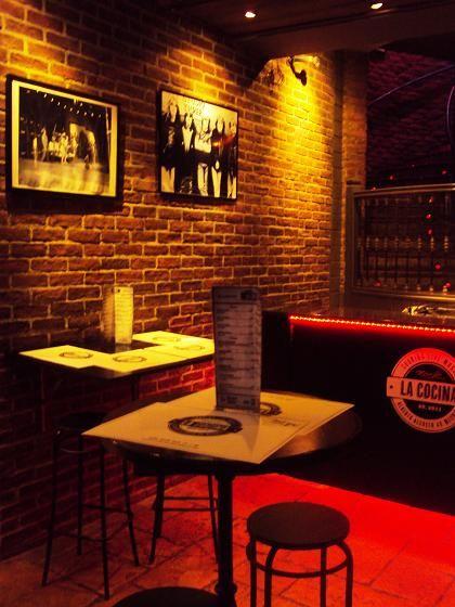 La Cocina RockBar en Madrid: Unas burgers y unas beers con música en directo   DolceCity.com