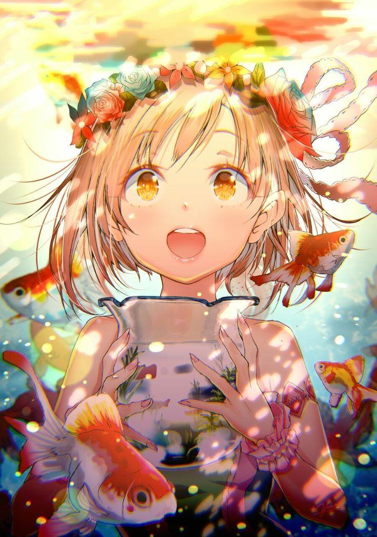 The Idolmster Aiba Yumi Seni anime, Gadis animasi