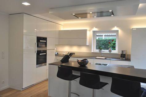 823 best Küche kitchen ideas images on Pinterest Kitchen designs - dunkelblaue kche