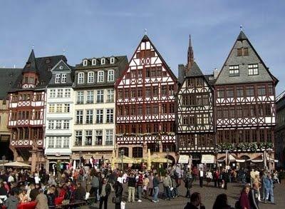 The Romerberg square