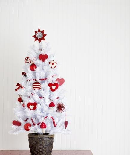 Budget Christmas Decorating Ideas: Christmas Tree Decorating Ideas On A Budget