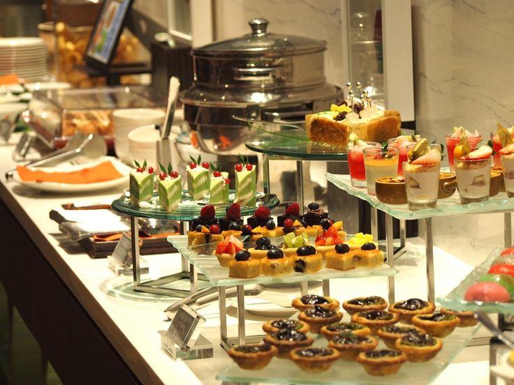 Grand Park Hotel Singapore High Tea