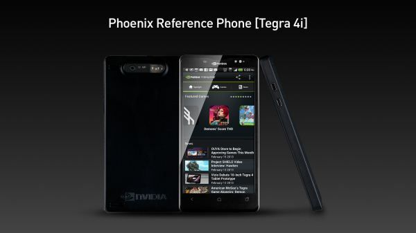 AnandTech - NVIDIA Announces Tegra 4i, Formerly Project Grey, With Integrated LTE and Phoenix Reference Design