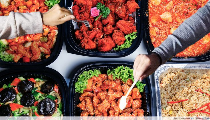 99 Food Delivery Options In Singapore 2015 Edition - Never Settle For Boring Home Delivery Again