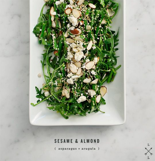 Inspired Living...: Recipe Monday. 5 Great summer salads to stay cool in the heat!