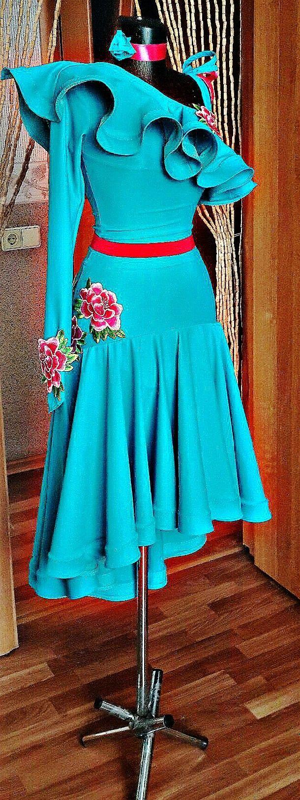 Pin By Marta On Latin America Latin Dance Dresses Dancesport Dresses Dance Dresses