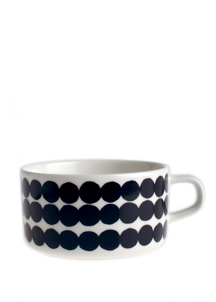 Siirtolapuutarha teacup by Marimekko