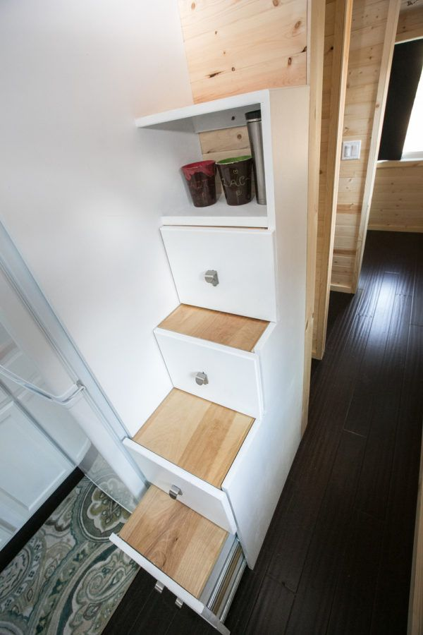 find this pin and more on tiny house storage ideas - Tiny House Storage Ideas