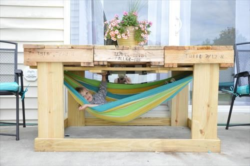 Wooden Pallets Furniture Project | Pallets Furniture Designs