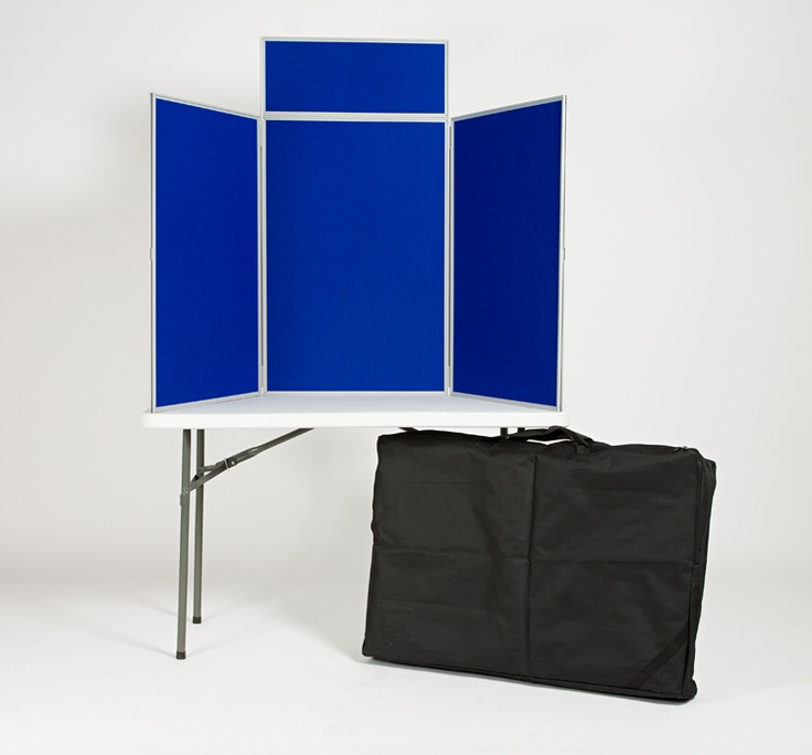 #Tabletop #Display Boards   Senior, Portrat Folding Kit. £76 Includes 3