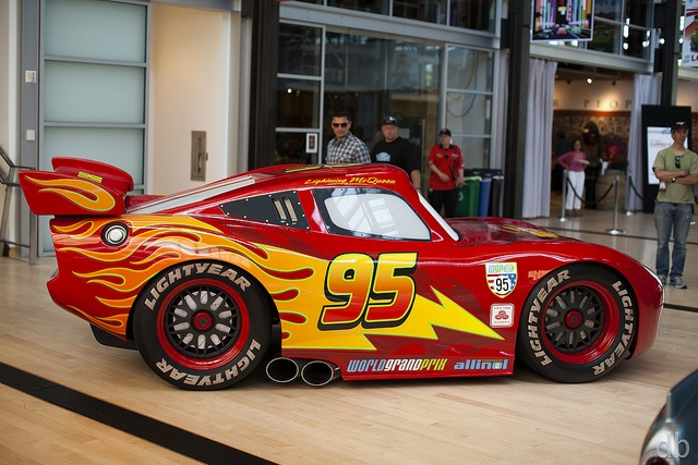 Lightning McQueen Pistons Pinterest Lightning Mcqueen Cars - Lightning mcqueen custom vinyl decals for car