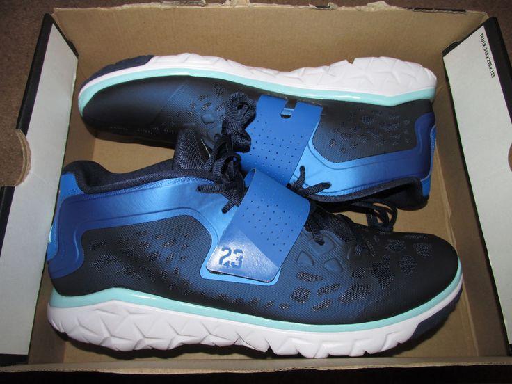 Nike JORDAN Flight Flex Trainer 2 Mens Shoes Midnight Navy Copa Soar 768911 406 #Nike #RunningCrossTraining