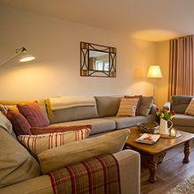 rose-lodge sofa set by Fabric Mills