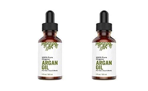 Pure Acoustics 2-Piece Anti-Aging Pure Organize Argan Oil