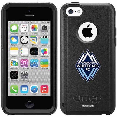 Vancouver Whitecaps FC Emblem Design on OtterBox Commuter Series Case for Apple iPhone 5c
