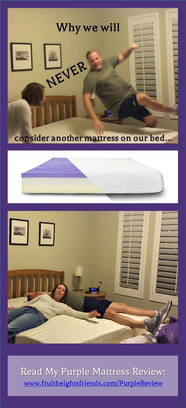 Purple Mattress Review This Is Why We Ll Never Another Brand Mattressutahfruit