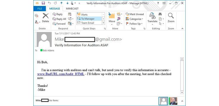 """¿Dónde está el límite entre fallo de seguridad y error de diseño?  Analizamos el impacto que tendría en campañas de phishing e ingeniería social el uso de ROPEMAKER, una """"nueva vulnerabilidad"""" que afecta a varios gestores de correo de escritorio.  #ROPEMAKER #Phishing #HTML"""