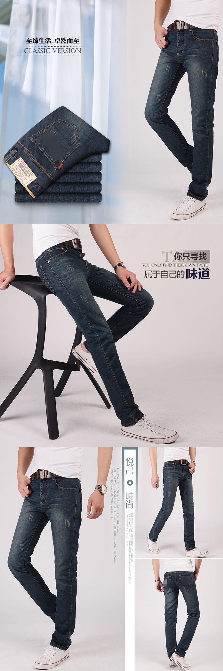 Logo Brand Mens Jeans High Quality Stripe Slim Black Jeans For Men Fashion Designer Denim Skinny Jeans Men Jeans Herrenhose