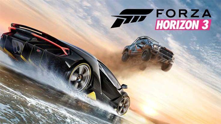 Nvidia Forza Horizon 3 Game Ready drivers available