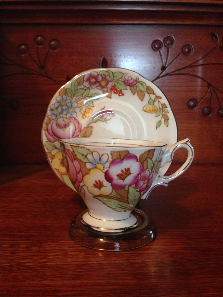 Royal Albert - Bouquet.  Researched Value $18.00