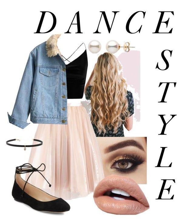 """""""DANCE STYLE"""" by kat13-official ❤ liked on Polyvore featuring Boohoo, Karl Lagerfeld and Carbon & Hyde"""