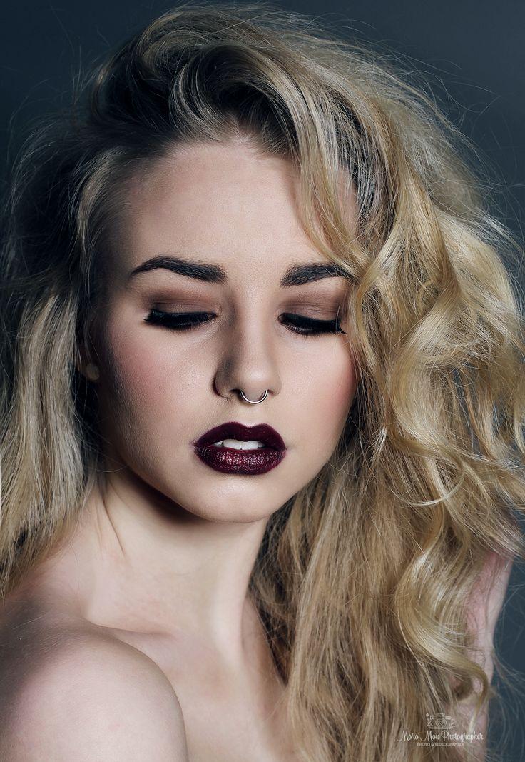 www.moromou.se Model: Ellen B Makeup/Hair Stephy S  #model #beauty #makeup #editorial #photoshoot #hair #models