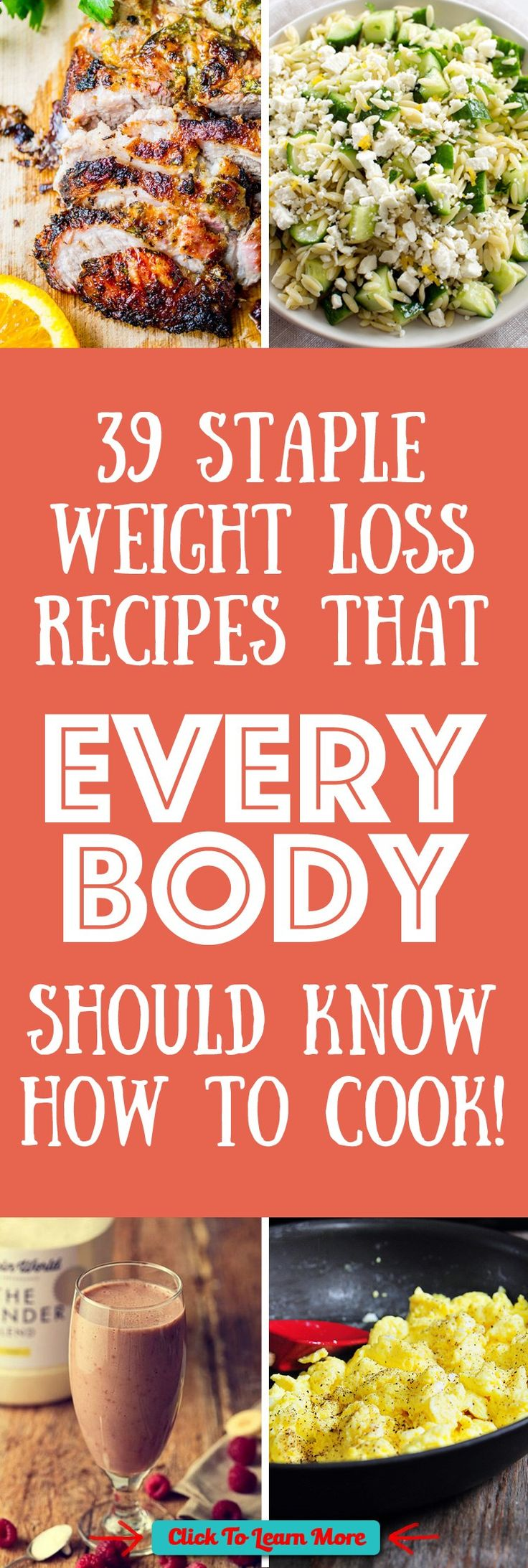 #FastestWayToLoseWeight by EATING, Click to learn more, We have collected 39 weight loss recipes that we think everyone should know how to cook and know how to cook well. From perfectly cooked chicken breasts, to fish in a bag, to the healthiest smoothies, roasted vegetables, salads, soups and healthy eating treats like cookies and mousse. , #HealthyRecipes, #FitnessRecipes, #BurnFatRecipes, #WeightLossRecipes, #WeightLossDiets