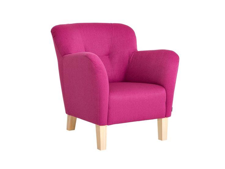 CARLOS Fåtölj Lila i gruppen Inomhus / Fåtöljer hos Furniturebox (110-32-62453)