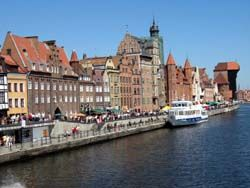 One of my favorite places in the world: Gdansk, Poland