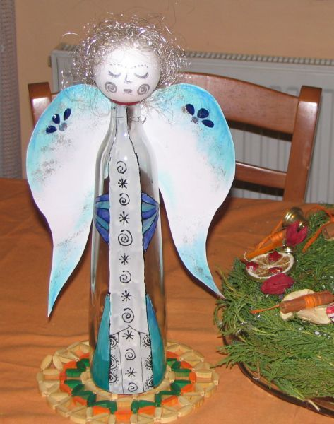 Anděl z lahve