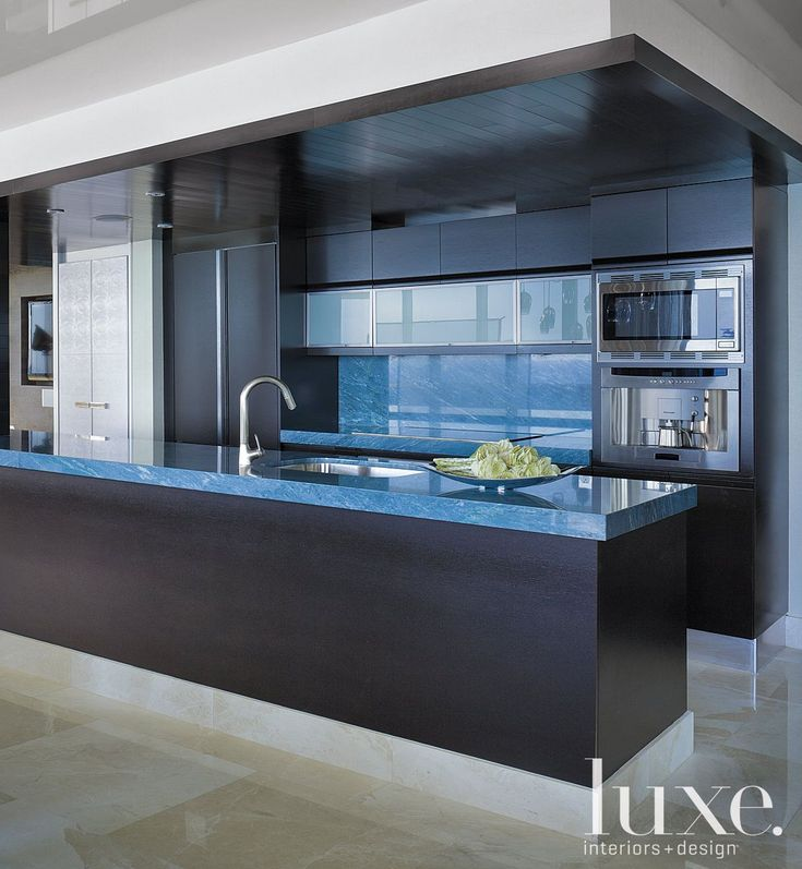 In Honor Of Its Views Of The Atlantic Ocean, Designers David  Gonzalez Blanco And William Jurberg Appropriately Named The Miami Beach  Condominium That They ...
