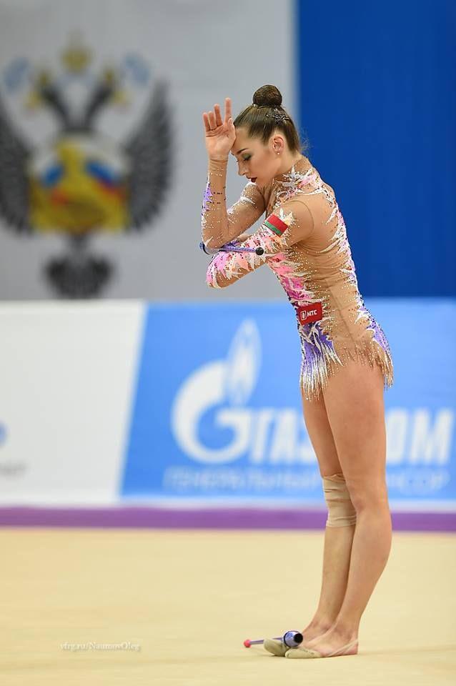 Katsiaryna Halkina (Belarus), Grand Prix (Moscow) 2016