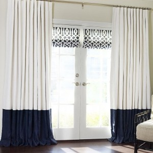 """How high and wide should window treatments be?  All About Interiors has 20 """"Rule of Thumb Measurements"""" for decorating your home. www.allaboutinteriors.org/blog/"""