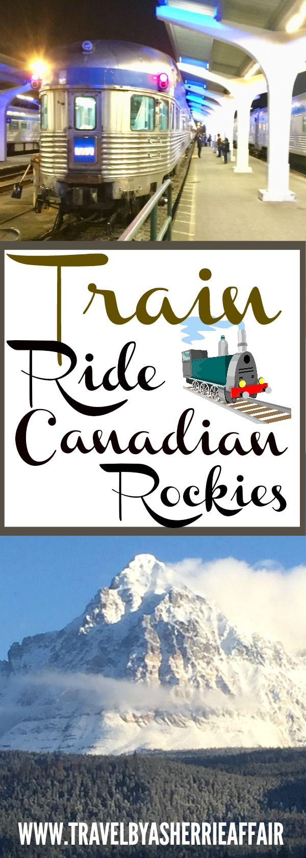 Gift of travel: Mother-Daughter-Canadian Rockies Train ride!
