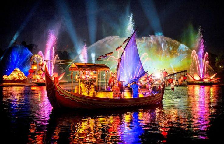 Novidades do Walt Disney World