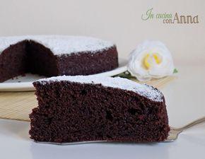 La torta morbidissima al cacao è un dolce di una semplicità,genuinità,sofficità e bontà unica..