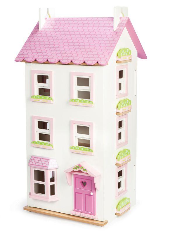 Le Toy Van Victoria Place Dolls House