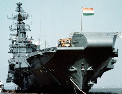 The victorious INS Vikrant , India's 1st indigenous aircraft carrier revealed on 12 August, 2013. After US, Russia, France, UK now India also created own aircraft carrier. India have INS Virat(28000 tonnes), Vikramaditya(44000 tonnes) and now 37500 tonnes INS Vikrant. For more visit www.touch2tech.com